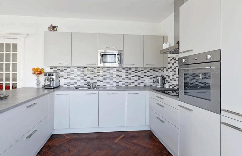 Keuken-Nieuw